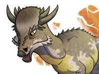 Cartoon Stygimoloch